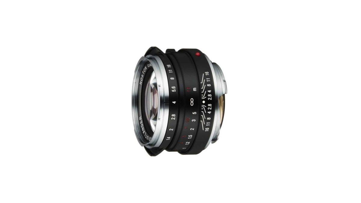 VoightLander 単焦点レンズが欲しい。