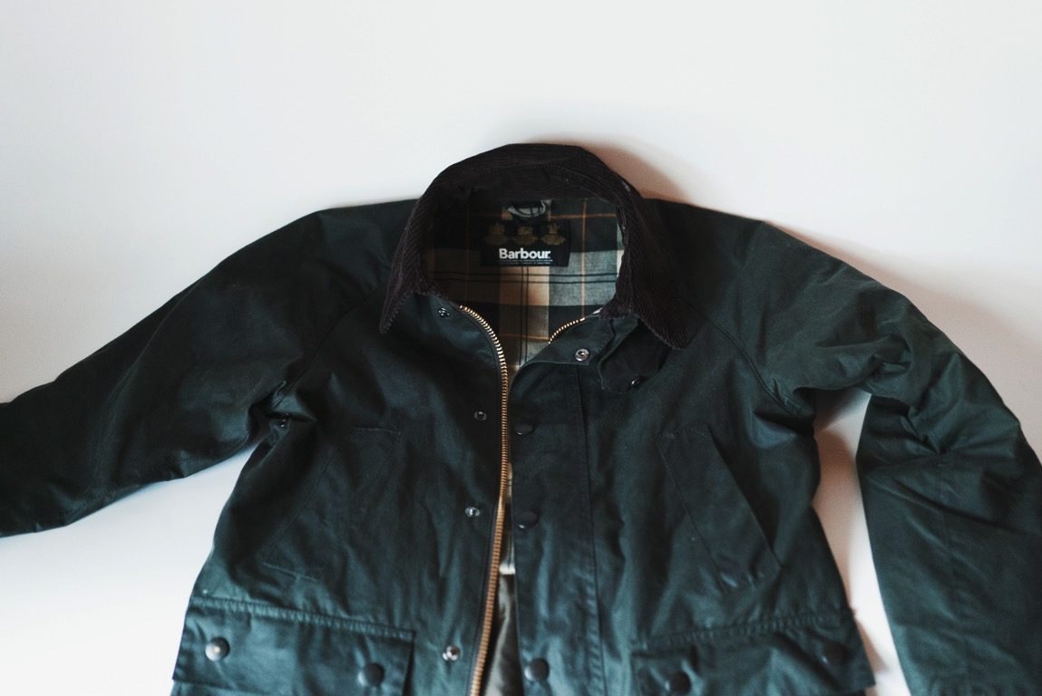Barbour(バブアー)BEDALE SL