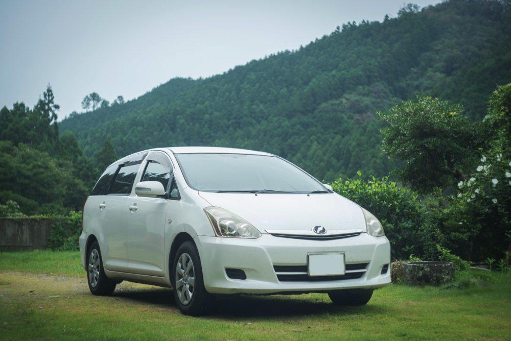 8年乗って21万キロ走ったトヨタ Wishから乗り換えます!