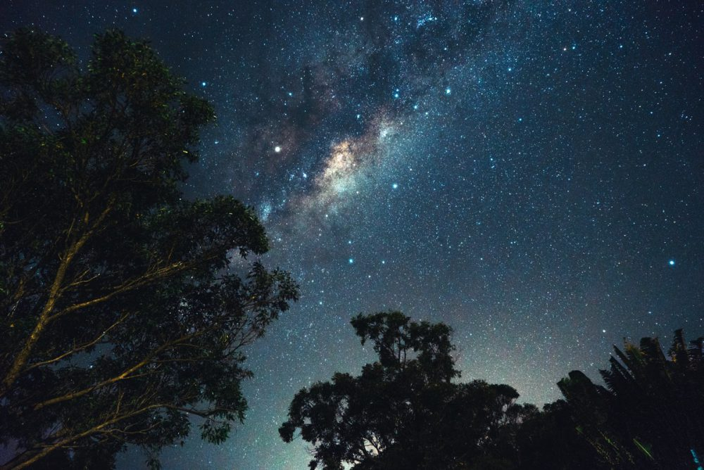 星空をもっと撮りたいですね。