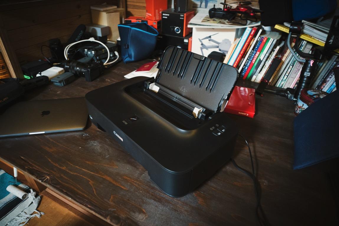 Canonの激安2,000円代プリンターを購入してみましたがコスパ高し!