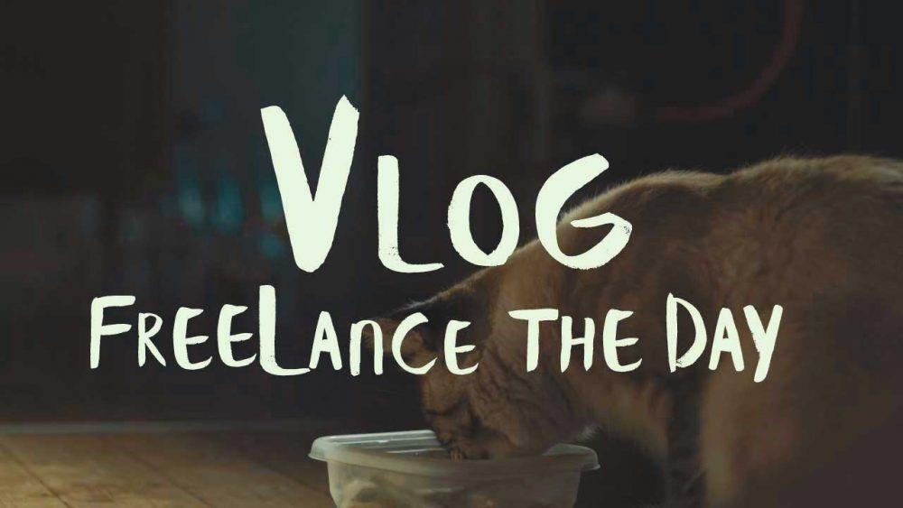 Vlogを撮り始めています