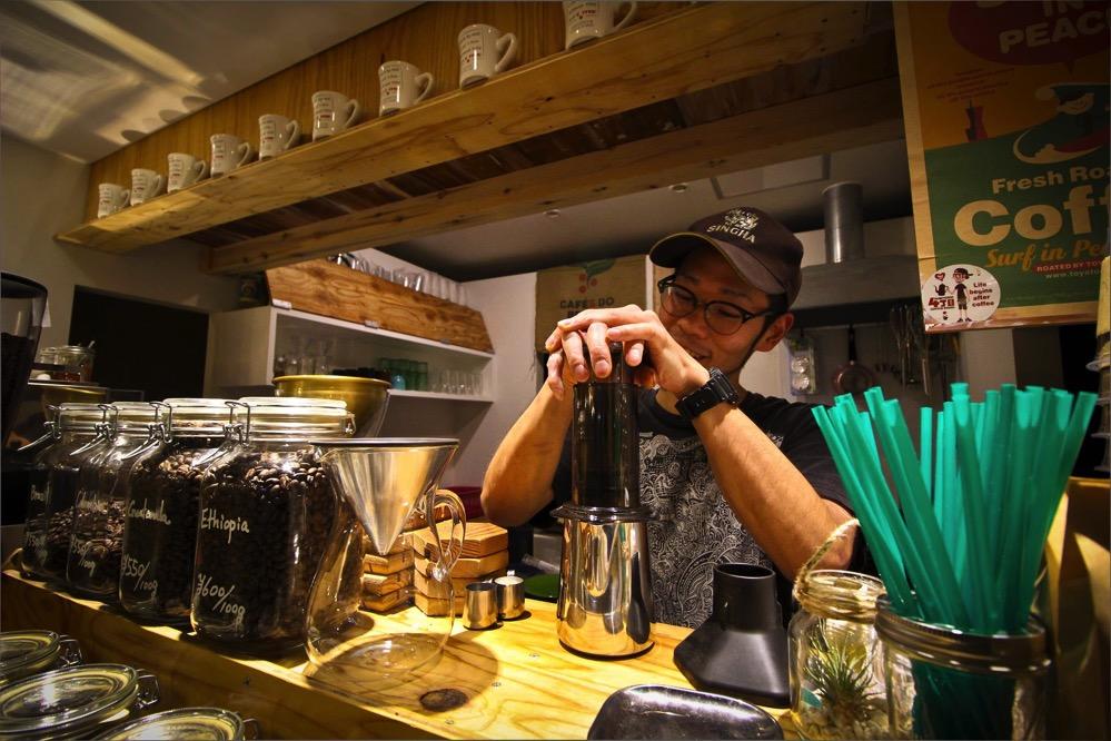 美味しいコーヒーの淹れ方ワークショップやります。
