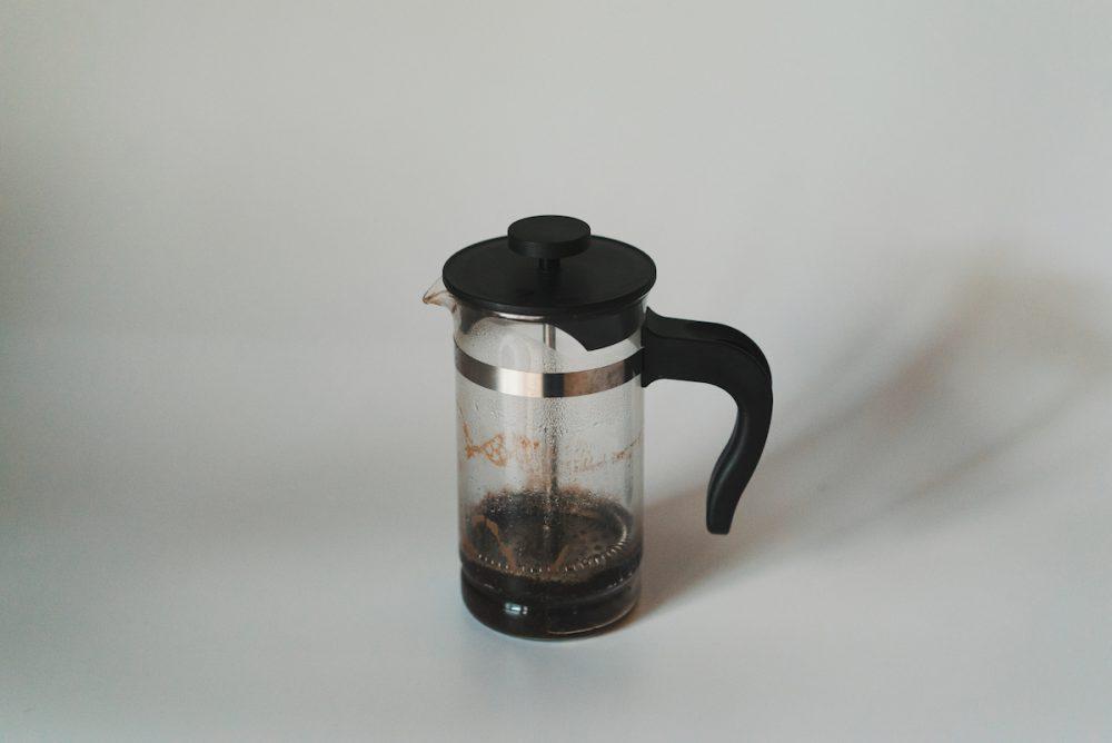 コーヒーはフレンチプレスが最高に美味しいと個人的に思う