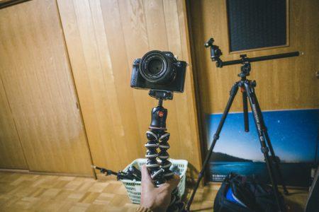 YouTubeなどの撮影用に一個持ってくとめっちゃ便利な機材ゴリラポッド