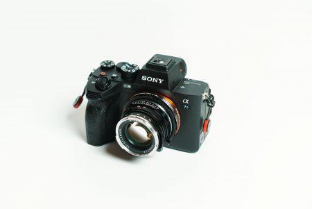 安価なクラシックレンズ『VoightLander NOKTON classic 40mm F1.4』