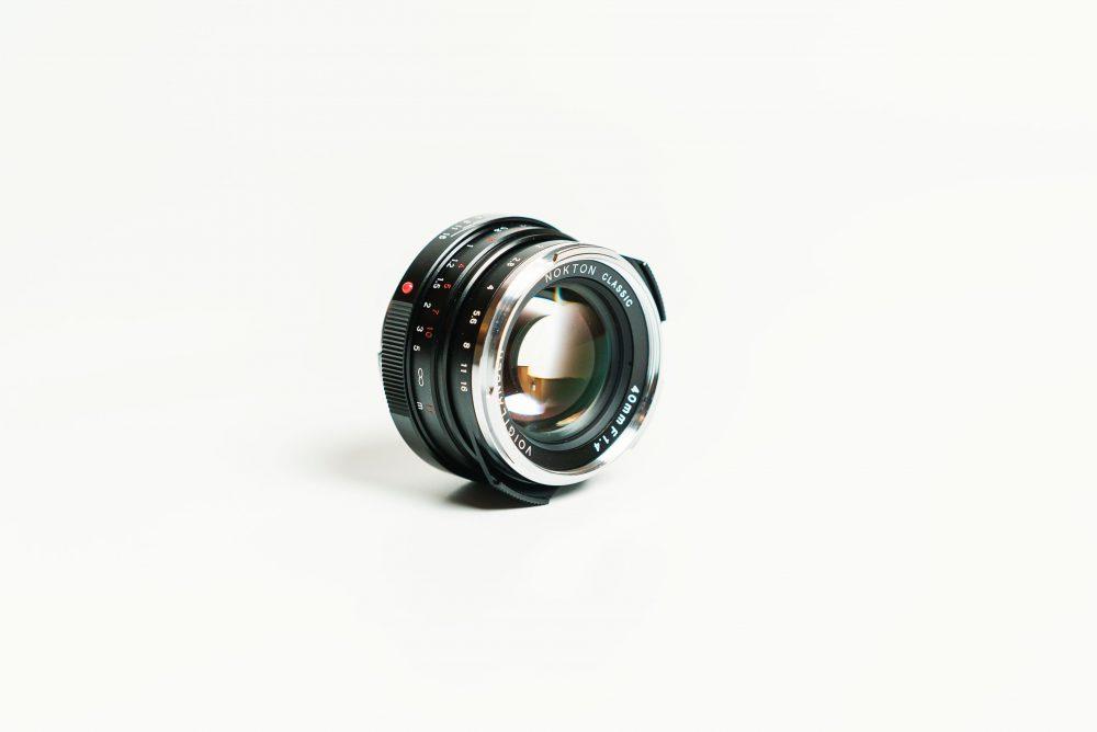 【VoightLander NOKTON classic 40mm F1.4】で春のスナップ