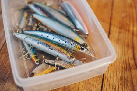 【セットアッパー125S-DR】青物は釣れるがフック交換は必須