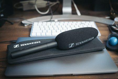 【映像機材】Sennheiser MKE600を導入
