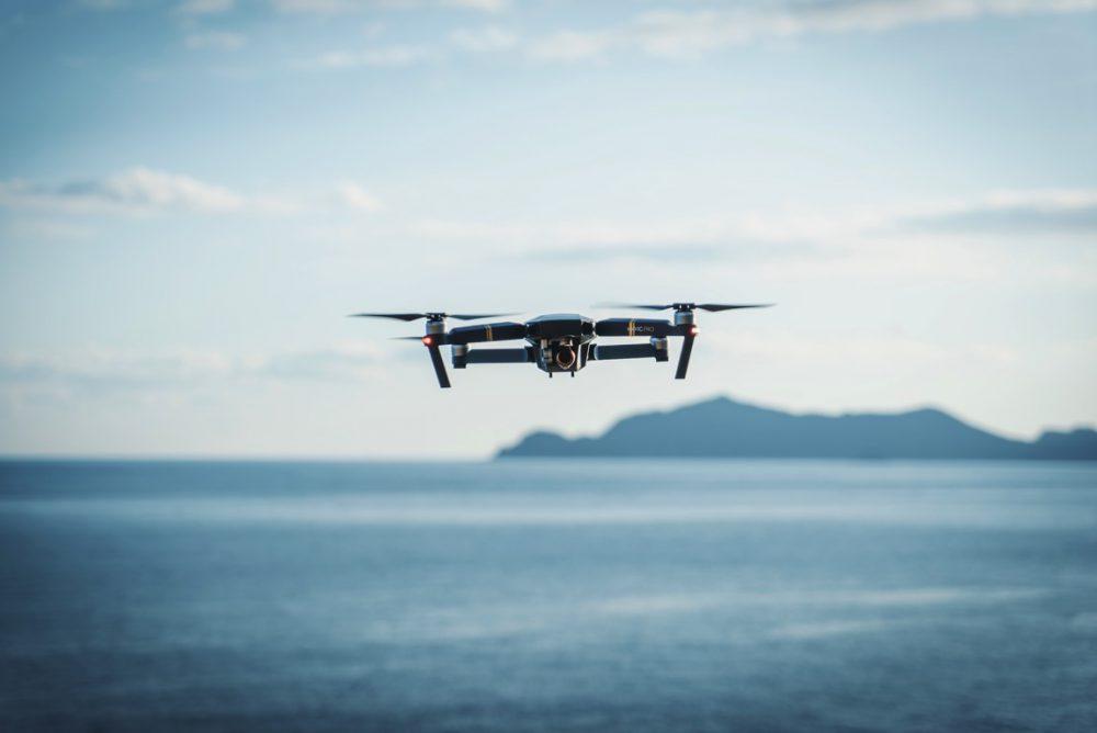 ドローンMavicProを持って徳島絶景ポイントの探索へ