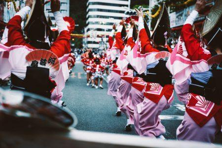 今年も始まる徳島の阿波踊り2019