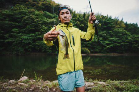 徳島県に移住して4年。釣りを本格的に始めています!