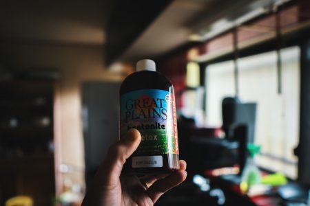 八重山クロレラと合わせて飲むと効果的なクレイ『bentonite』