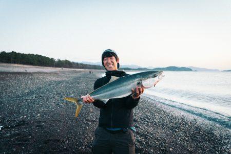 魚が釣れる季節の到来!
