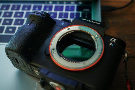VSGOを使ってカメラセンサーのクリーニング