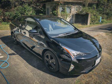 燃費約30キロ!新車でプリウスを購入して三ヶ月の感想★