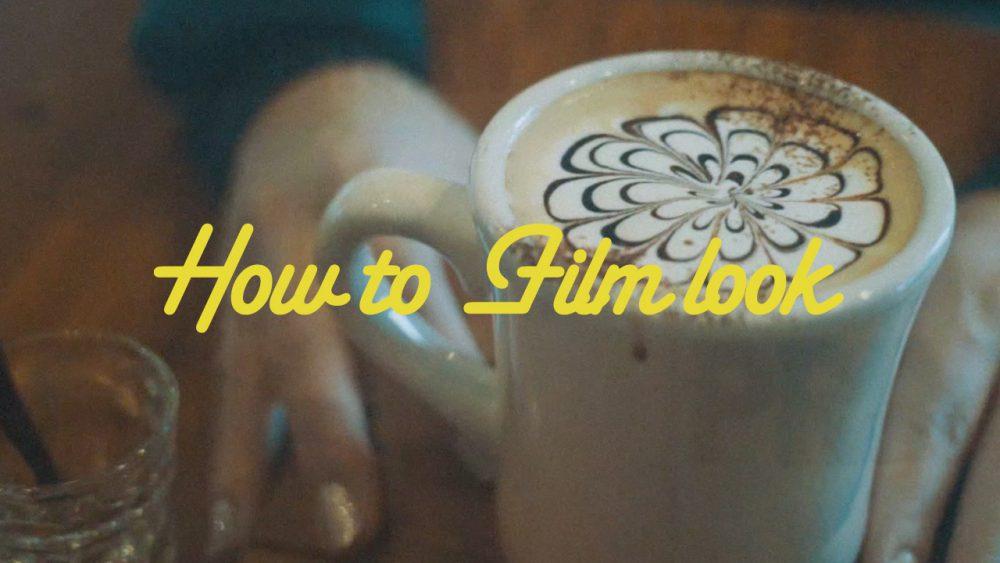 動画をPremiere Proでフィルムっぽく仕上げる方法のYouTube動画をアップ★