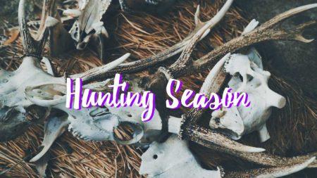 猟期スタート前の猟の準備YouTube動画をアップ!