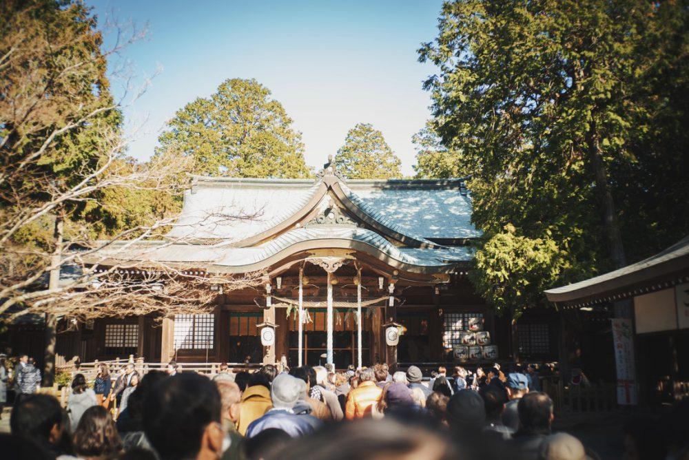2019年、大麻比古神社初詣めぐりのVlogをYouTubeにアップ!